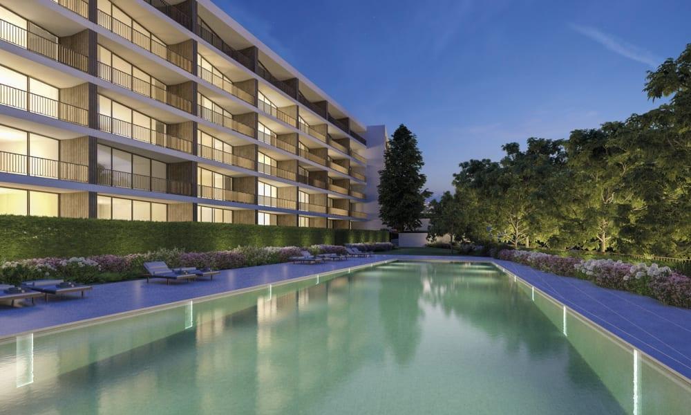 legacy cascais condominio piscina