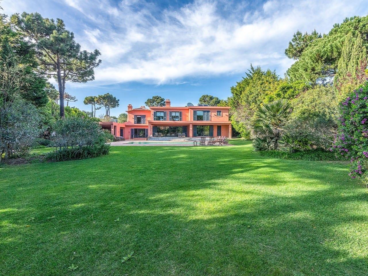 Quinta da Marinha Cascais hus till salu